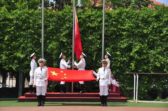 2021年18岁成人仪式升旗 (3)的副本